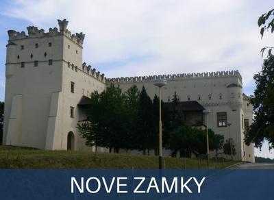 Kombi prevoz Nove Zamki