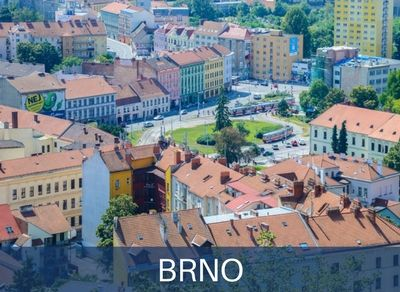Kombi prevoz Brno