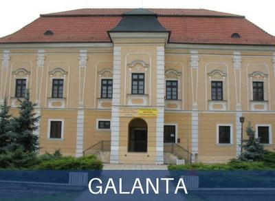 Kombi prevoz Galanta