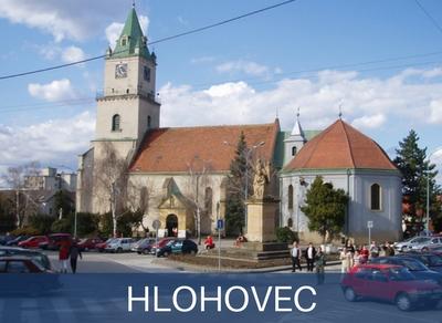 Kombi prevoz Hlohovec