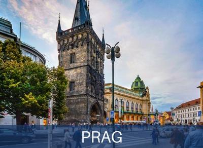 Kombi prevoz Prag