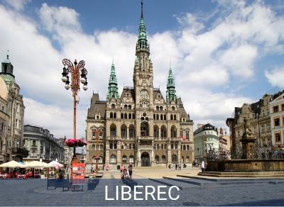 Kombi prevoz Liberec
