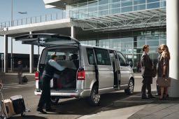 Pexon Team minivan