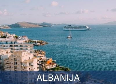 Albanija kombi prevoz